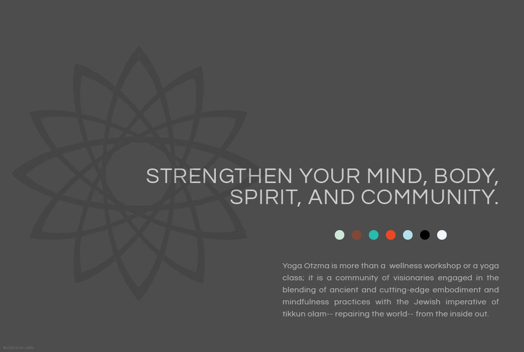 Strengthen your mind, body, spirit, and community