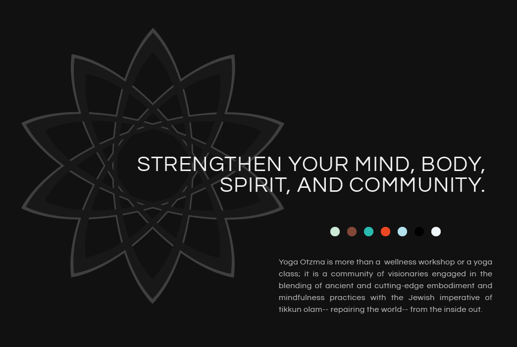 strengthen your mind body spirit and community